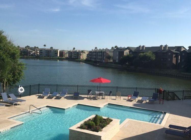 Resort-Style Lakeside Pool